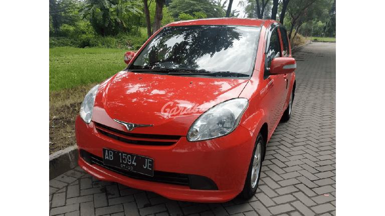 2008 Daihatsu Sirion M - Bekas Berkualitas (preview-0)