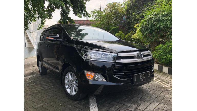 2017 Toyota Kijang Innova G - Diesel Matic Hitam (preview-0)