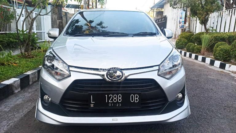 2017 Toyota Agya TRD sportivo - Kondisi Istimewa (preview-0)