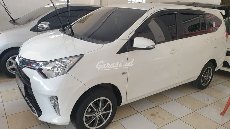 2016 Toyota Calya g - KM Rendah (preview-0)