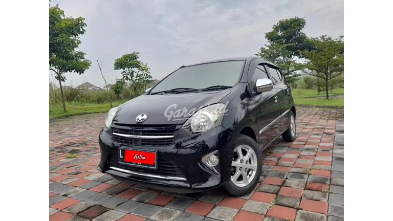 2014 Toyota Agya G (preview-0)