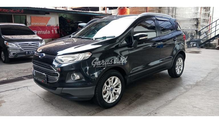 Jual Mobil Bekas 2014 Ford Ecosport Titanium Kota Bekasi 00dp295