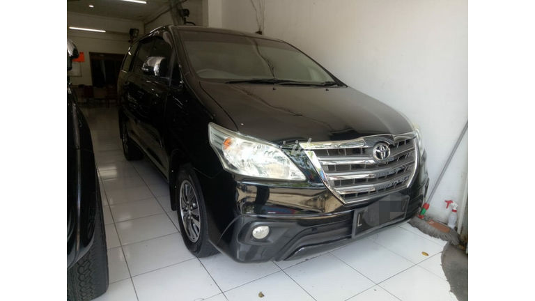 2015 Toyota Kijang Innova G - Menerima Cicilan (preview-0)