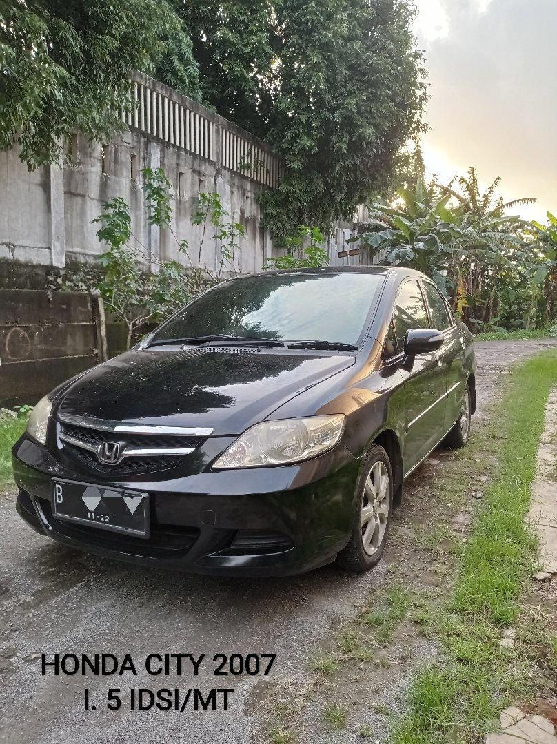 2007 Honda City IDSI - Mulus Langsung Pakai (preview-0)