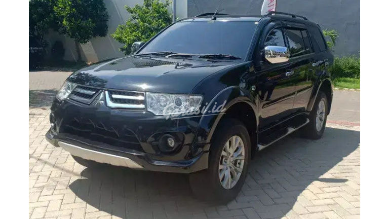 2015 Mitsubishi Pajero Sport Exceed - Body Mulus (preview-0)