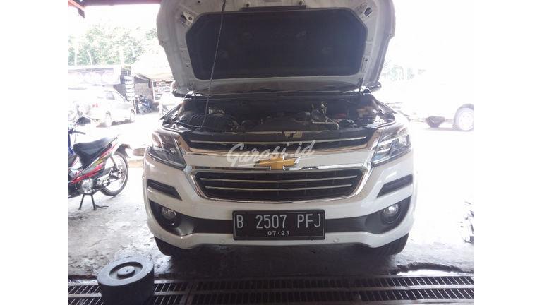 2014 Chevrolet Trailblazer LTZ - Barang Bagus, Harga Menarik (preview-0)