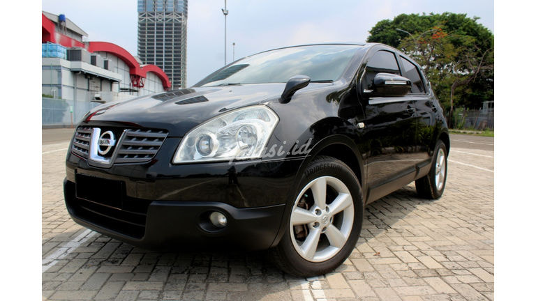 2008 Nissan Dualis (preview-0)