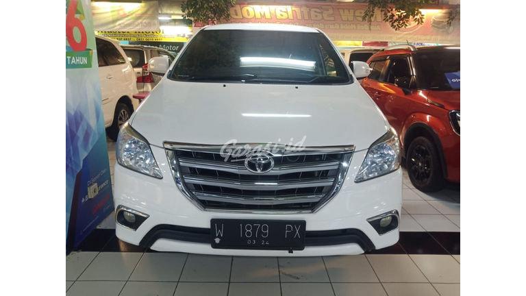 2014 Toyota Kijang Innova V - Barang Bagus Dan Harga Menarik (preview-0)