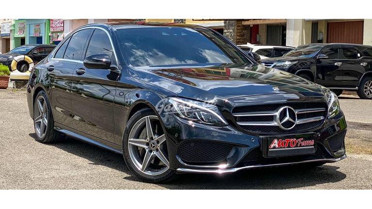 2018 Mercedes Benz C-Class C 300 AMG - Mobil Pilihan (preview-0)