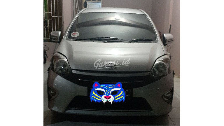 2013 Toyota Agya G - Pajak Off (preview-0)