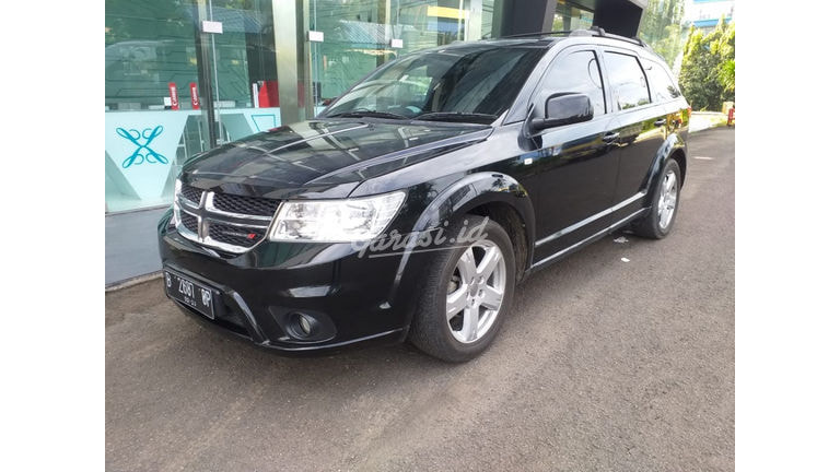 2012 Dodge Journey sxt platinum (preview-0)