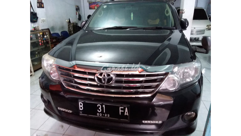 2011 Toyota Fortuner G - Unit Siap Pakai (preview-0)