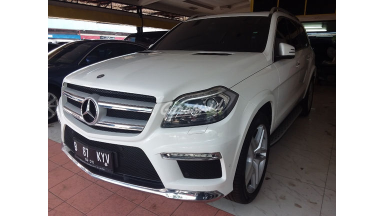 2014 Mercedes Benz GL 400 - UNIT TERAWAT, SIAP PAKAI, NO PR (preview-0)