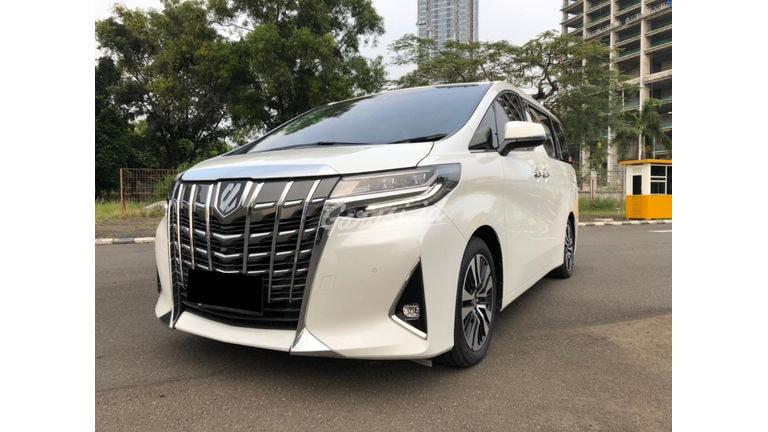 2020 Toyota Alphard G ATPM - Mobil Pilihan (preview-0)