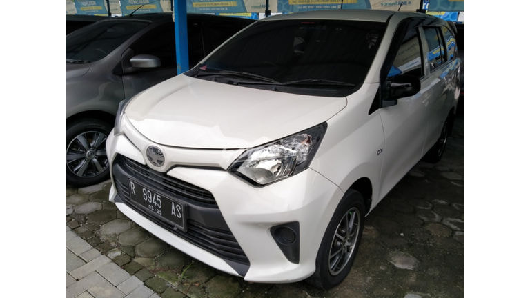 2018 Toyota Calya E - Good Condition (preview-0)