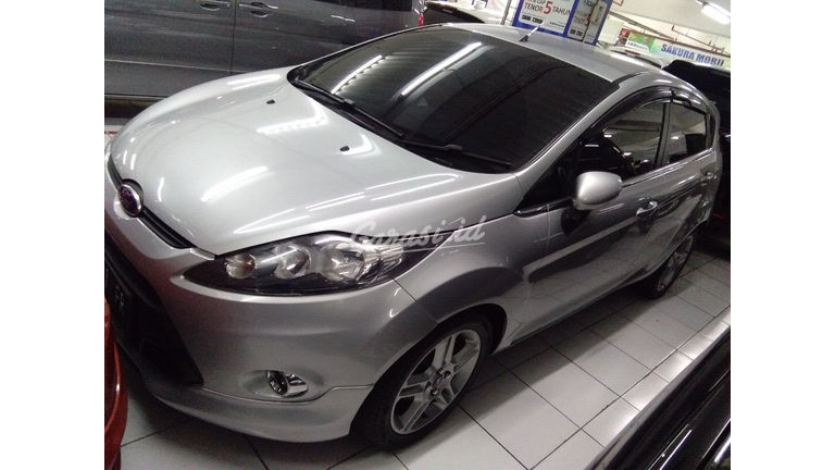 2012 Ford C-Max S Limited - Barang Bagus Siap Pakai (preview-0)