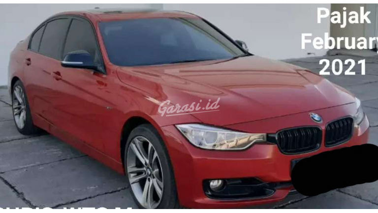 2013 BMW 328i at - SIAP PAKAI! (preview-0)