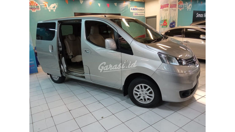 2014 Nissan Evalia Sv (preview-0)
