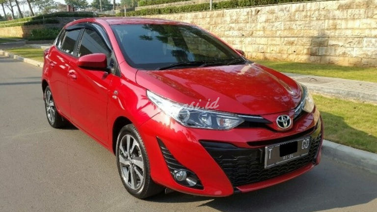 2018 Toyota Yaris G - Siap Pakai Mulus Banget (preview-0)