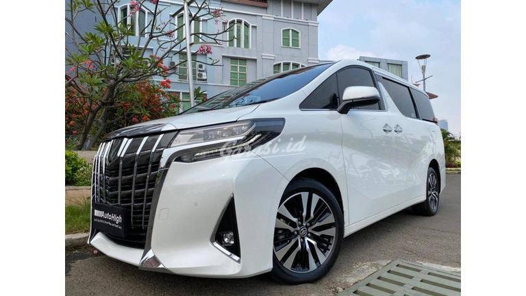 2020 Toyota Alphard G - Mobil Pilihan (preview-0)