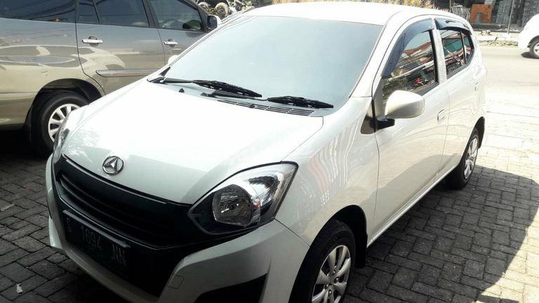2018 Daihatsu Ayla M - Mobil Pilihan (preview-0)