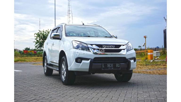 2016 Isuzu MU-X - Mobil Pilihan (preview-0)