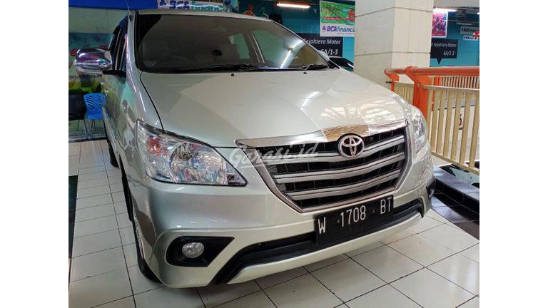2014 Toyota Kijang Innova G - Tangan Pertama (preview-0)