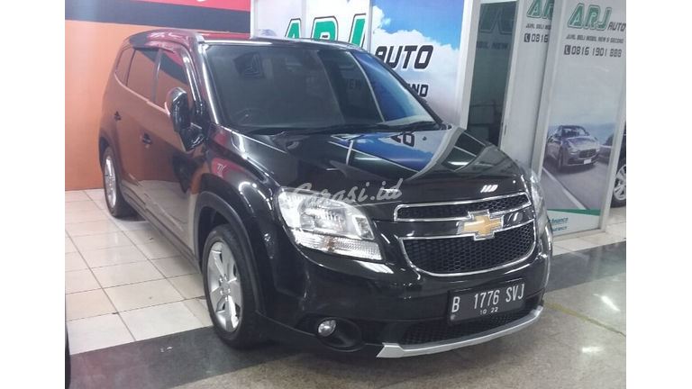 2014 Chevrolet Orlando LT - istimewa bro (preview-0)