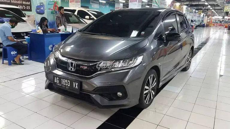 2018 Honda Jazz RS - Mobil Pilihan (preview-0)