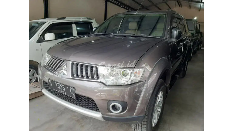 2012 Mitsubishi Pajero Sport Exceed (preview-0)