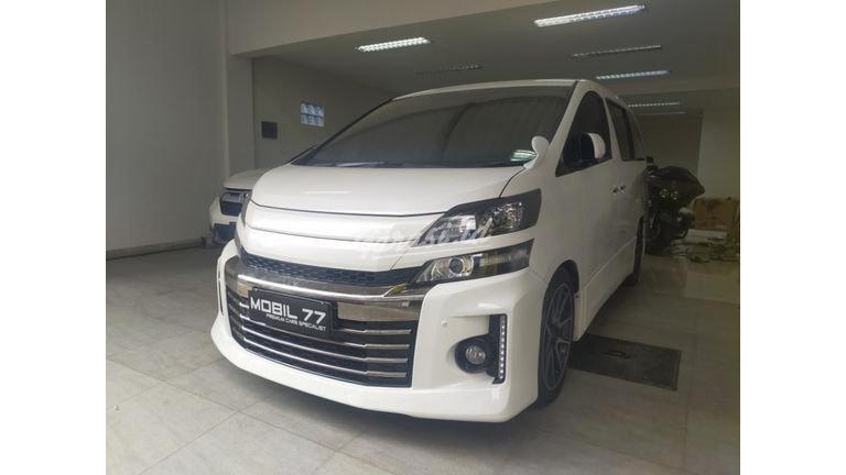 2013 Toyota Vellfire Gs premium sound (preview-0)
