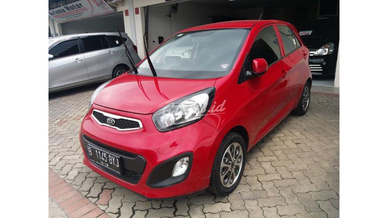 Jual Mobil Bekas 2013 Kia Picanto 1 2 Kota Tangerang 00d0494 Garasi Id