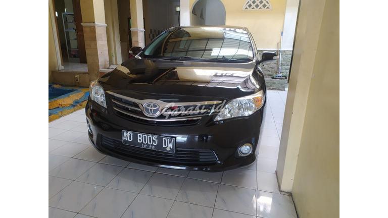 2012 Toyota Corolla Altis 1.8 (preview-0)