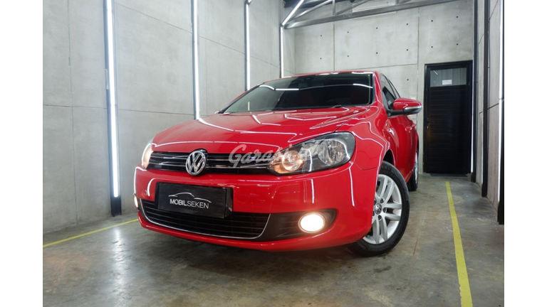 2012 Volkswagen Golf MK6 TSITurbo - Kondisi Terawat Siap Pakai (preview-0)