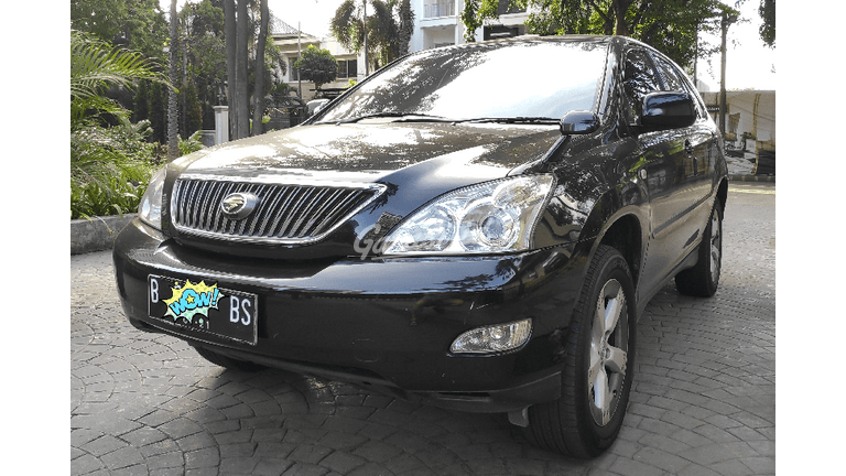 2006 Toyota Harrier - Jarang Ada dan Low KM (preview-0)