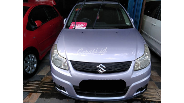 2009 Suzuki Sx4 X-Over - SIAP PAKAI! (preview-0)