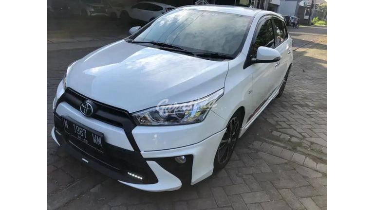 2017 Toyota Yaris S TRD - Mobil Pilihan (preview-0)