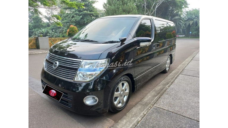 2008 Nissan Elgrand (preview-0)