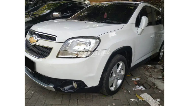 2015 Chevrolet Orlando 1.4 - Mulus Istimewa Full Original (preview-0)