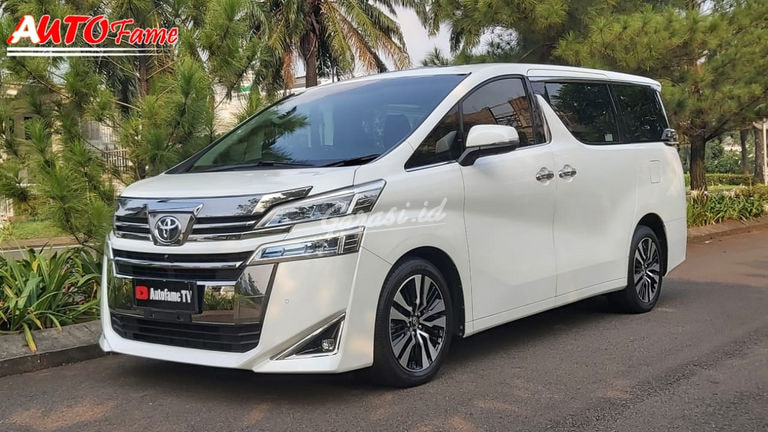 2018 Toyota Vellfire GS - Mobil Pilihan (preview-0)