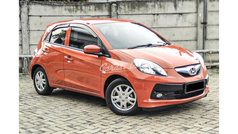 2014 Honda Brio E Satya - Low KM Asli Full Rawatan Bisa Kredit di bantu (preview-0)