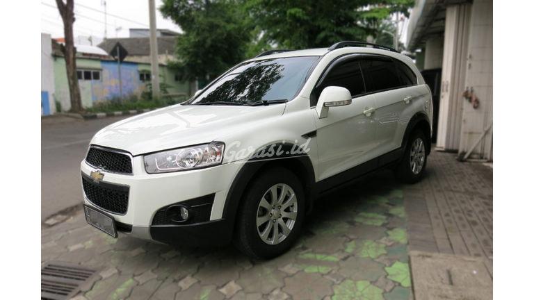 2011 Chevrolet Captiva 2.0 (preview-0)