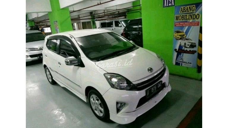 2015 Toyota Agya TRD sportivo - Unit Super Istimewa (preview-0)