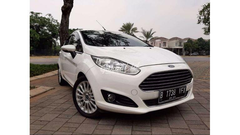2014 Ford Fiesta S - Istimewa Siap Pakai (preview-0)