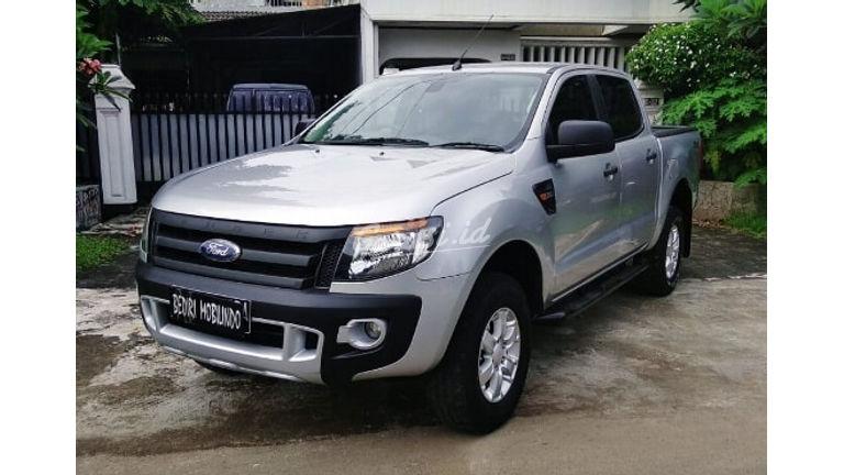 2013 Ford Ranger XLS - Unit Istimewa (preview-0)