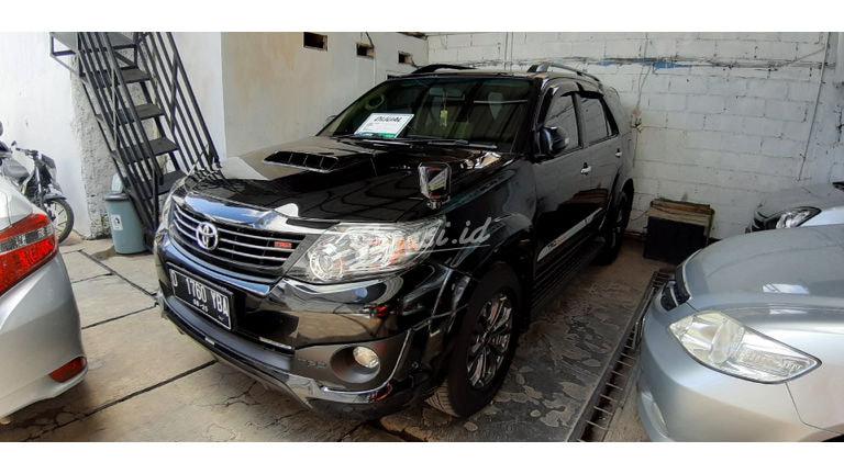 2015 Toyota Fortuner TRD Sportivo - Mobil Pilihan (preview-0)