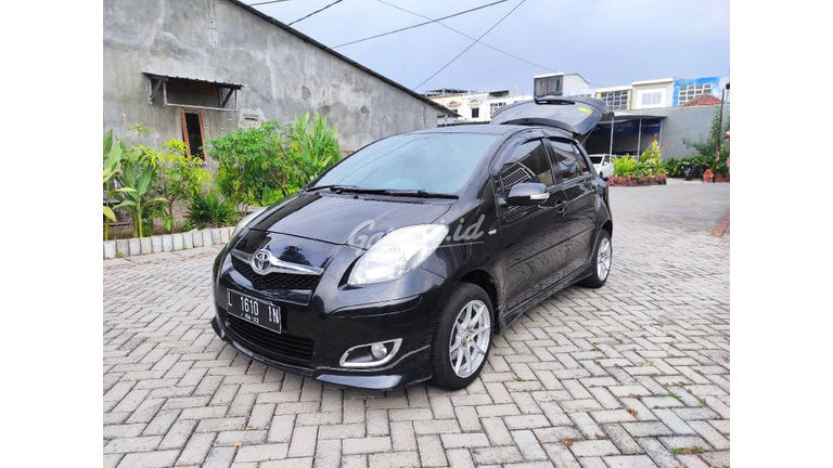 2012 Toyota Yaris S limited - Barang Mulus (preview-0)