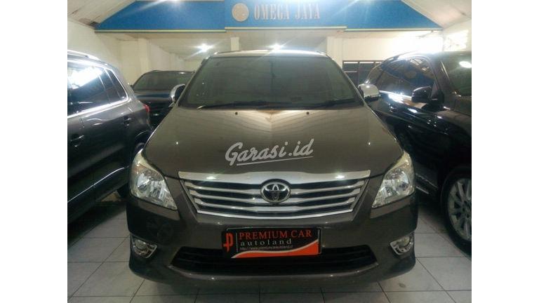 2013 Toyota Kijang Innova G - Murah Jual Cepat Proses Cepat (preview-0)