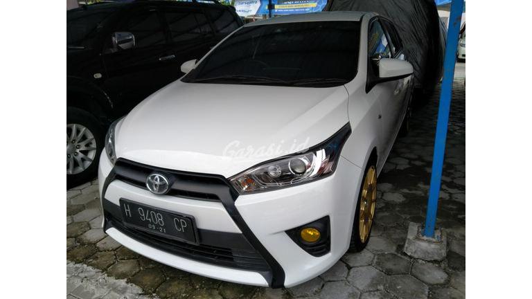 2016 Toyota Yaris G - Mulus Siap Pakai (preview-0)