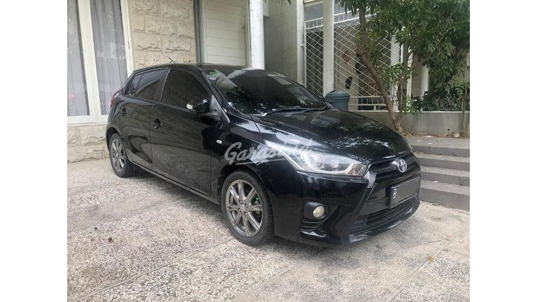 2014 Toyota Yaris G - Tangan 1 sangat terawat (preview-0)